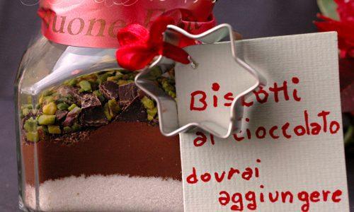 Biscotti da regalare in barattolo idea veloce