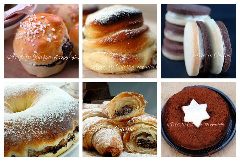 Colazione per capodanno ricette dolci arte in cucina