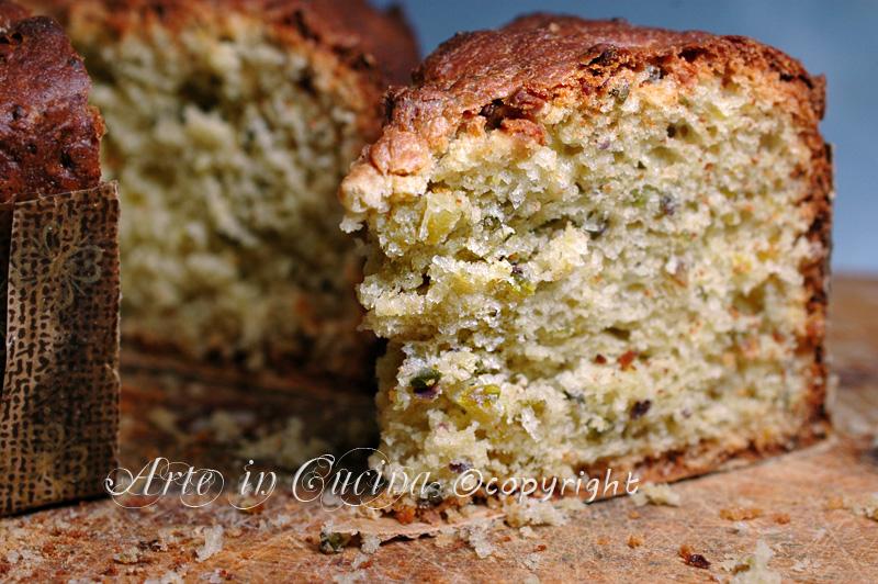 Panettone al pistacchio ricetta arte in cucina