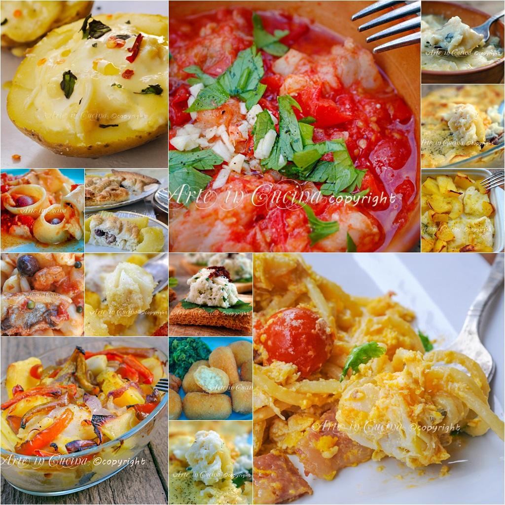 Ricette con baccala arte in cucina - Cosa cucinare oggi a pranzo ...