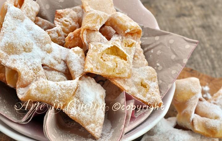 Bugnes dolci di carnevale ricetta facile e veloce