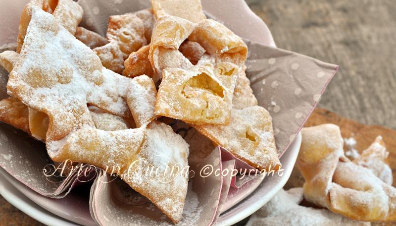 Ricette cucina dolci di carnevale