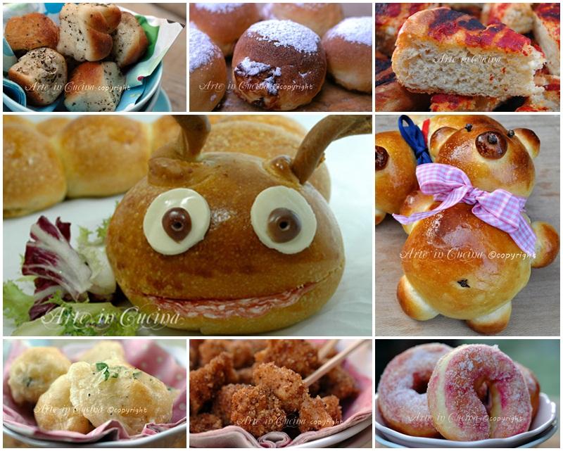 Preferenza Menu feste bambini ricette facili e congelabili | Arte in Cucina YL28
