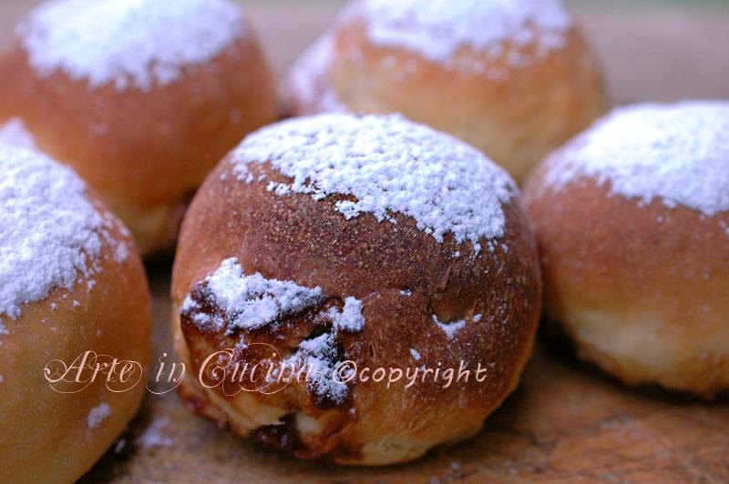 Panini dolci senza burro facili e veloci ricetta arte in cucina