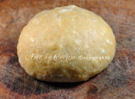 Pasta frolla all'arancia ricetta base per dolci