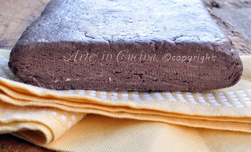 Pasta sfoglia al cioccolato ricetta veloce ricetta arte in cucina