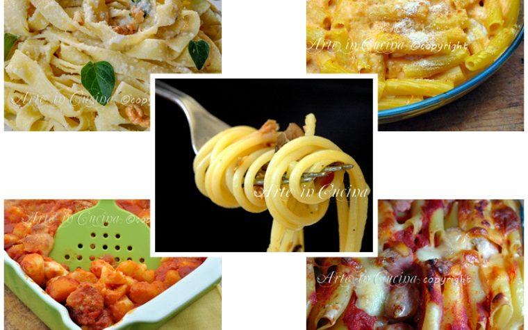 Primi piatti facili e veloci al forno o senza