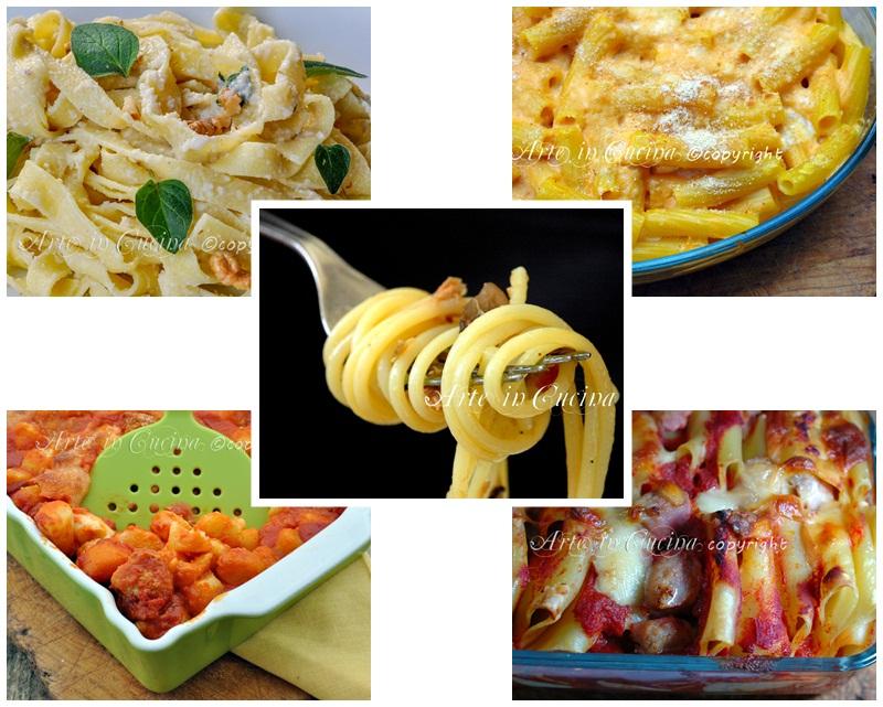 Primi piatti facili e veloci al forno o senza ricetta arte in cucina