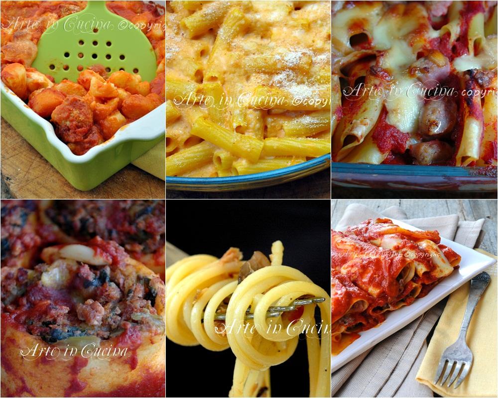 Primi piatti facili e veloci al forno o senza vickyart arte in cucina