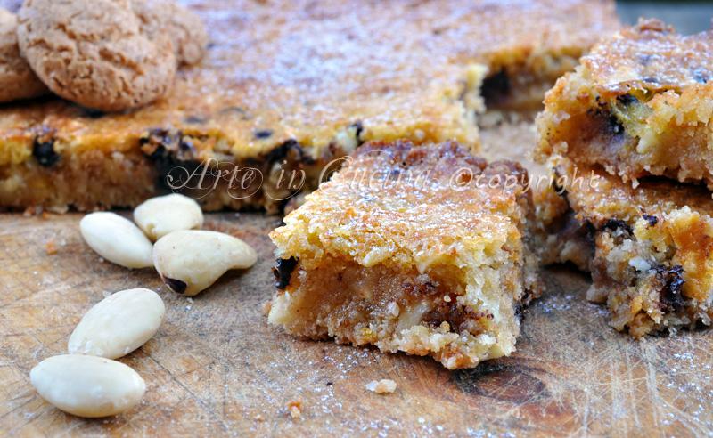 Torta senza lievito con mandorle facile e veloce arte in cucina - Cucina giallo zafferano ...