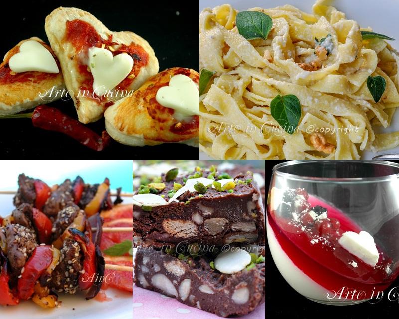 Ricetta biscotti torta idee cenetta romantica - Idee cena romantica a casa ...