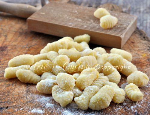 Gnocchi di patate con bimby o senza