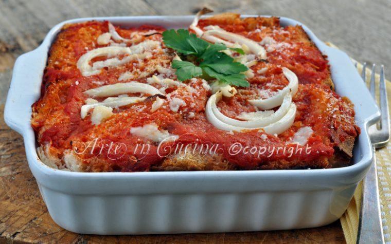 Zuppa di pane sarda ricetta mazzamurru