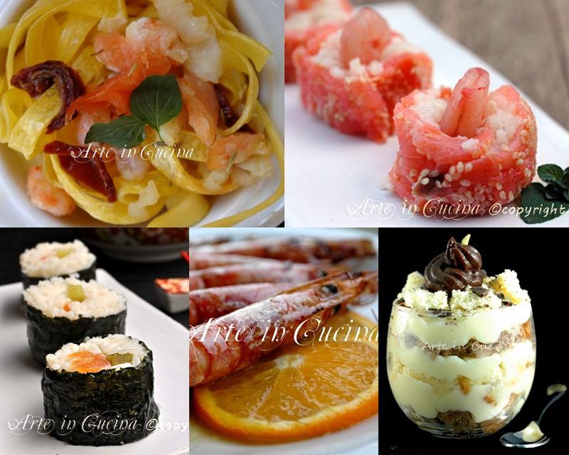 Pranzo Di Compleanno A Base Di Pesce : Menu cena romantica a base di pesce