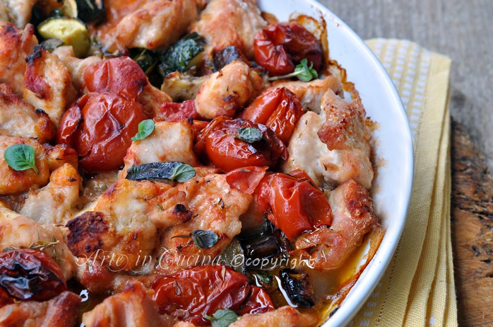 Padellata di pollo con verdure ricetta veloce arte in cucina