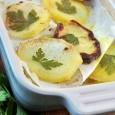 Patate al prezzemolo saporite ricetta facile e veloce vickyart arte in cucina