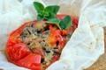 Peperoni ripieni al forno ricetta veloce