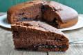 Torta nua nutella e cioccolato