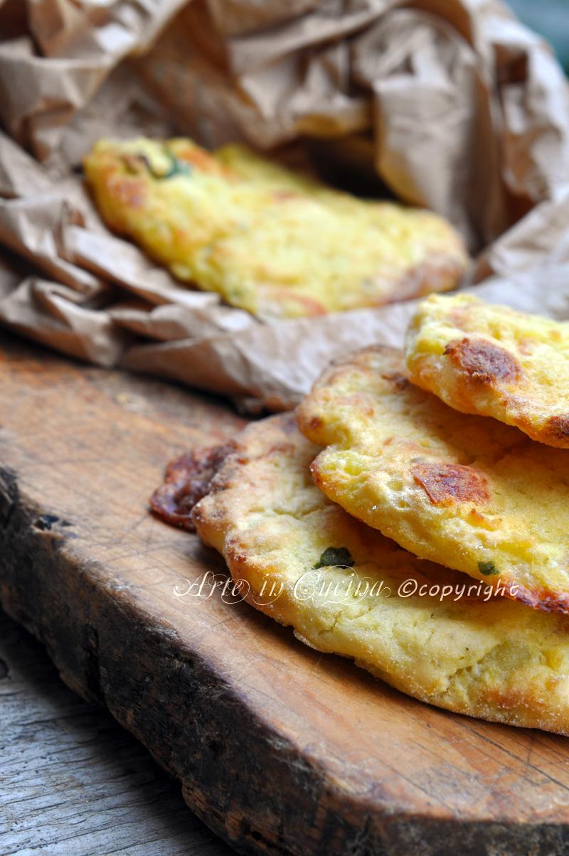 Hamburger di patate al forno con formaggio ricetta arte in cucina
