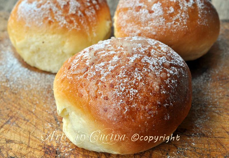 Preferenza Panini dolci al miele ricetta veloce | Arte in Cucina ZP01