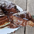 Torta di crepes alla nutella e mascarpone ricetta vickyart arte in cucina