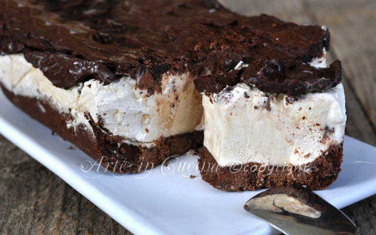 Cheesecake al tiramisu con pan di stelle senza forno
