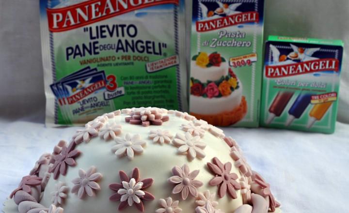 Paneangeli arte in cucina for Decorazione zuccotto