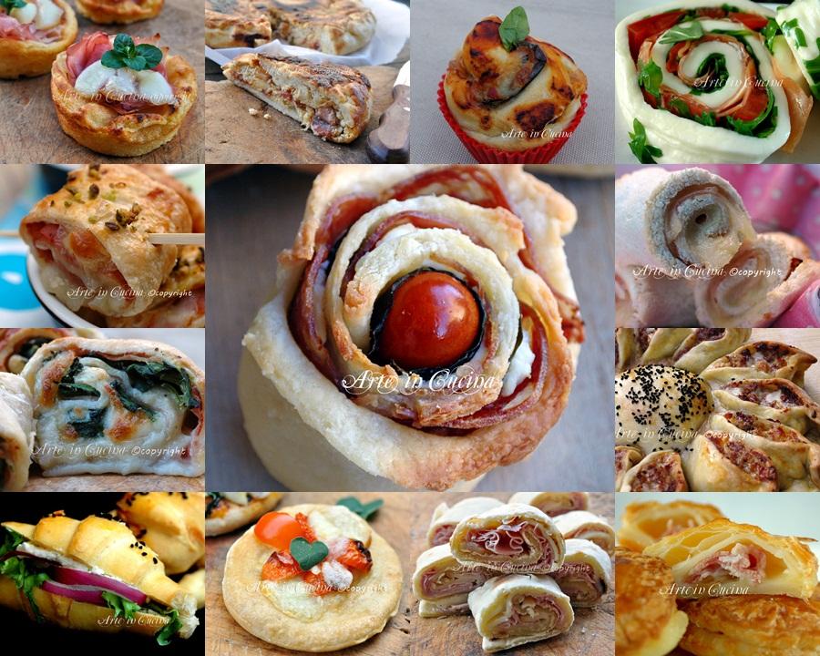 Ben noto Antipasti per la festa della mamma | Arte in Cucina QK38