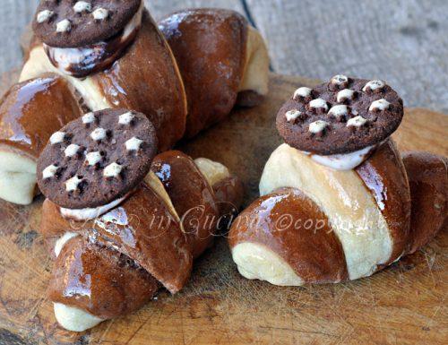 Cornetti pan di stelle ricetta facile