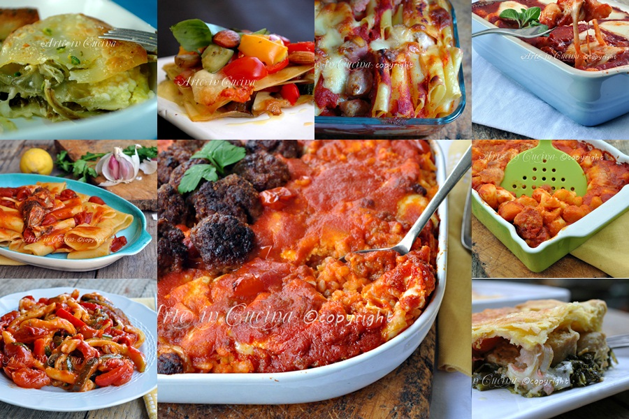 Menu festa della mamma primi piatti ricetta arte in cucina