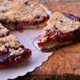 Sbriciolata alle fragole ricetta veloce vickyart arte in cucina