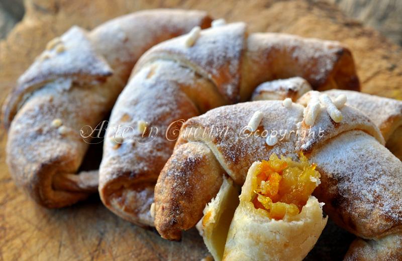 Cornetti con marmellata vickyart