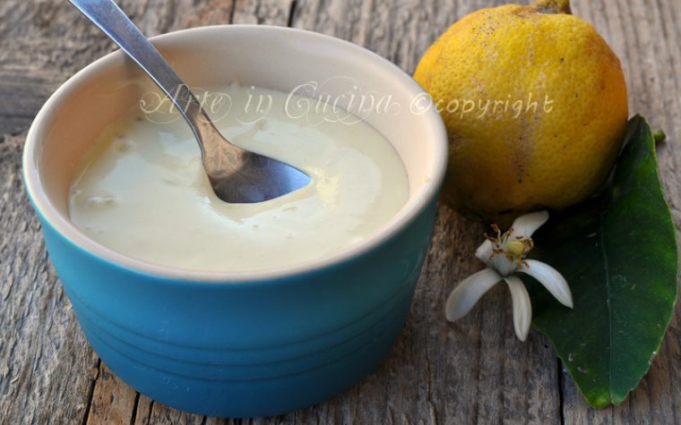 Margarina senza leticina di soia fatta in casa
