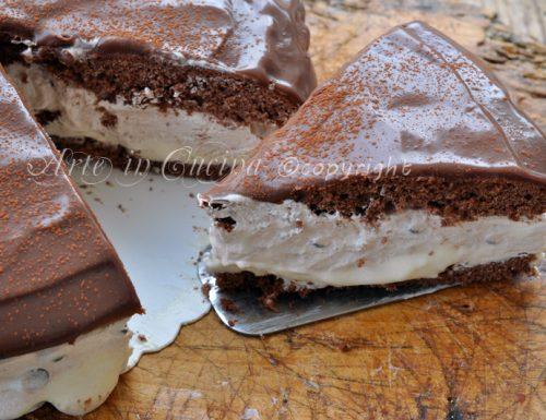 Torta tiramisu nutella e panna ricetta veloce