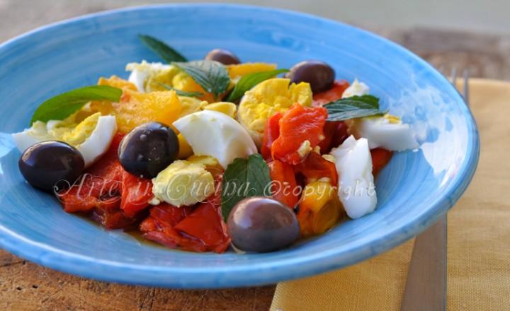 Come cucinare i peperoni arte in cucina - Cucinare i peperoni ...