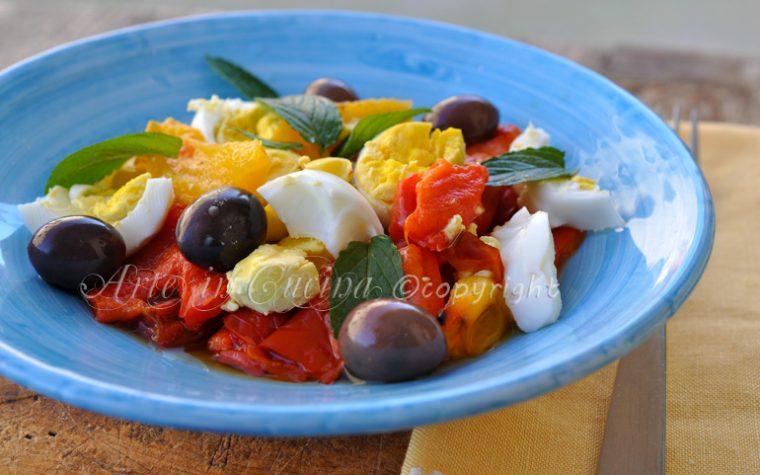 Peperoni all'insalata ricetta light