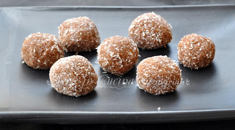 Favorito Tartufini con wafer al cioccolato e cocco | Arte in Cucina NZ54