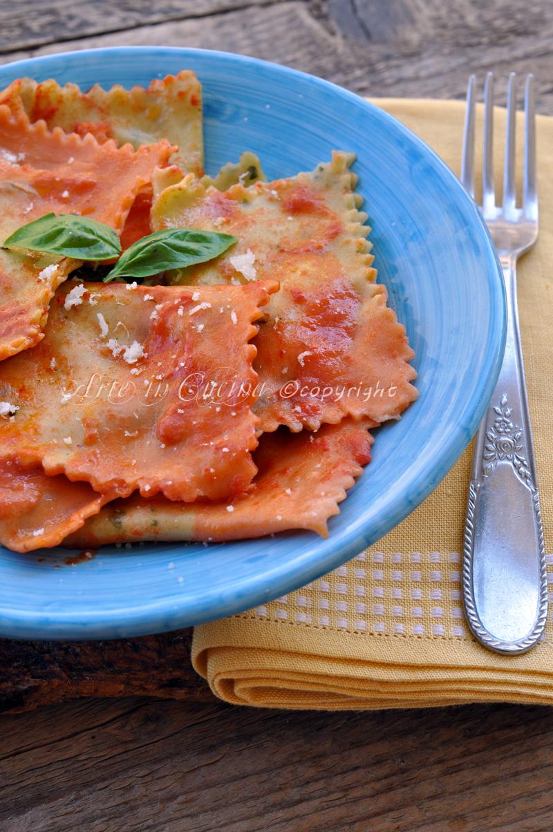 Tortelli di S.Giovanni ricetta primo piatto vickyart