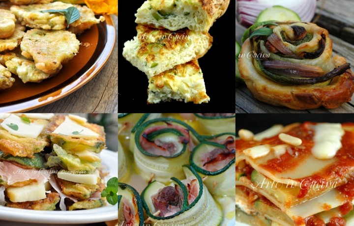 Ricette facili con zucchine