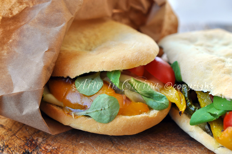 Saltimbocca veloci con verdure vickyart arte in cucina