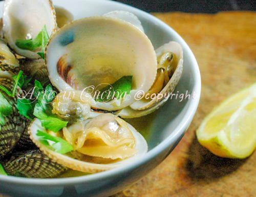 Soute di tartufi di mare ricetta facile