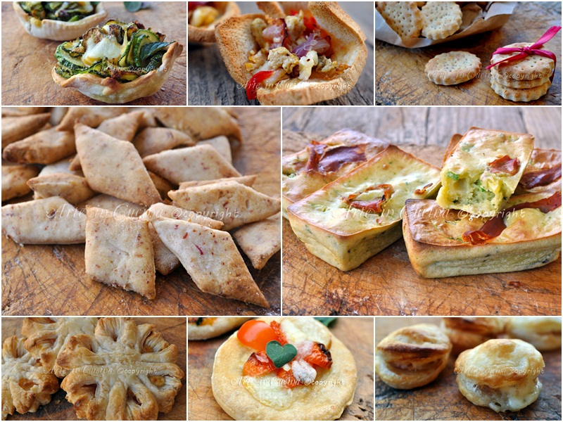 Super Stuzzichini veloci per ferragosto ricette | Arte in Cucina IH64