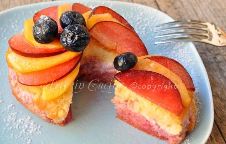 Tortine alla frutta e yogurt ricetta veloce