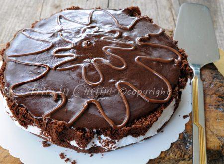 Cheesecake deliziosa torta fredda senza forno