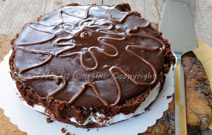 Cheesecake kinder delice torta fredda senza forno