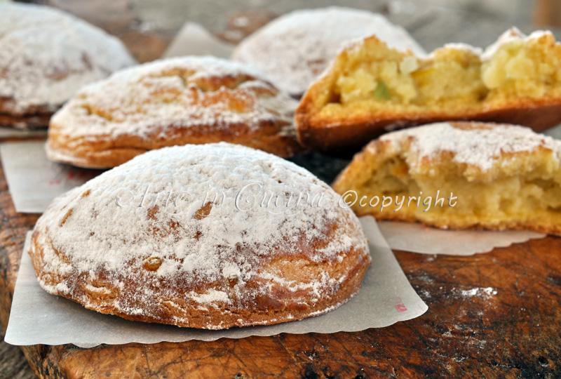 Frolle napoletane ricetta originale foto passo passo for Dolci tipici roma