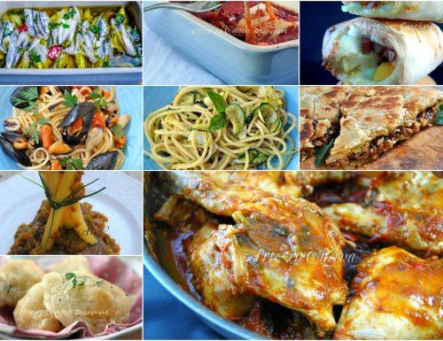 Menu napoletano per ferragosto carne o pesce