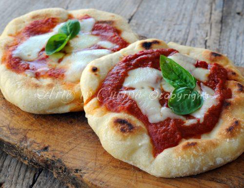 Montanare pizze fritte ricetta napoletana