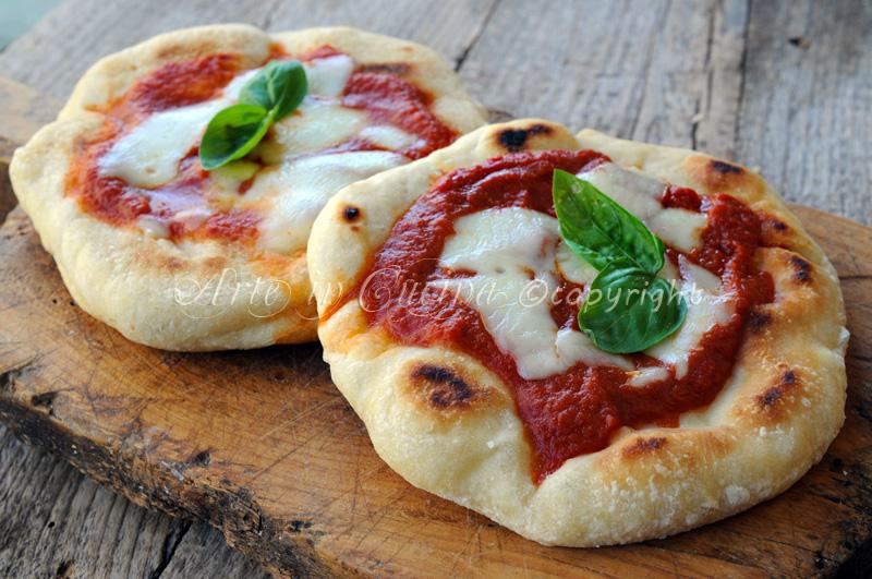 Ricette bimby pizza fritta