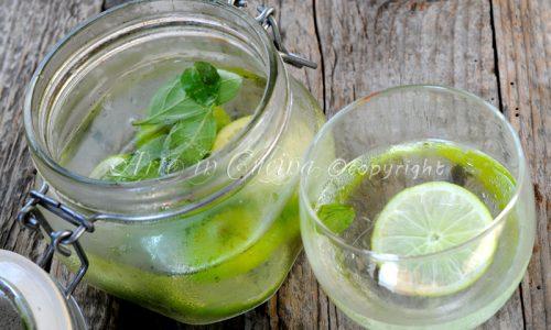Acqua detox depurativa disintossicante antiossidante
